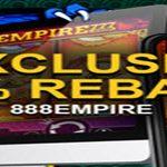 Empire777 - 2 percent rebate