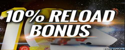 empire777 - reload bonus